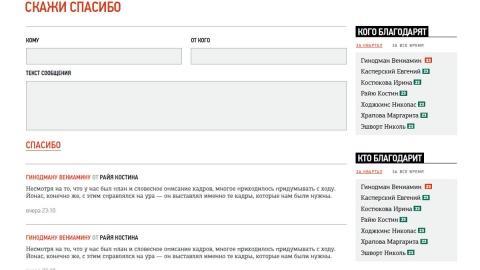Разработка второй версии корпоративного портала «Labtop» для компании Лаборатория Касперского