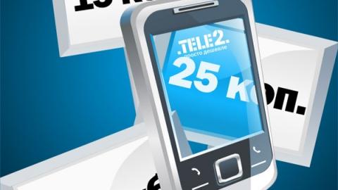 Создание интерактивного баннера компании Tele2