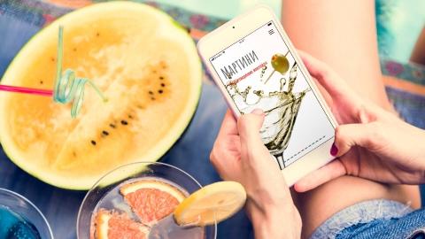 Разработка мобильного приложения «Cocktailist» для iPhone и iPad