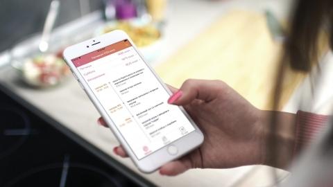 Разработка кросс-платформенного мобильного приложения No secret by Valeriya