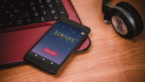 Разработка игры «Numbers» для смартфонов Android