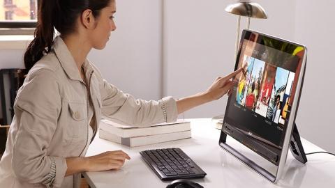 Разработка баннера для рекламной кампании Acer Aspire DA223
