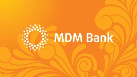 Разработка баннера «Добрый кредит МДМ Банка»