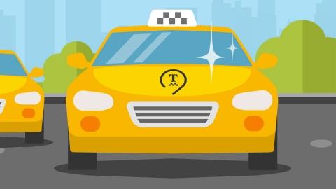 Разработка html5-баннера «Московское Такси»